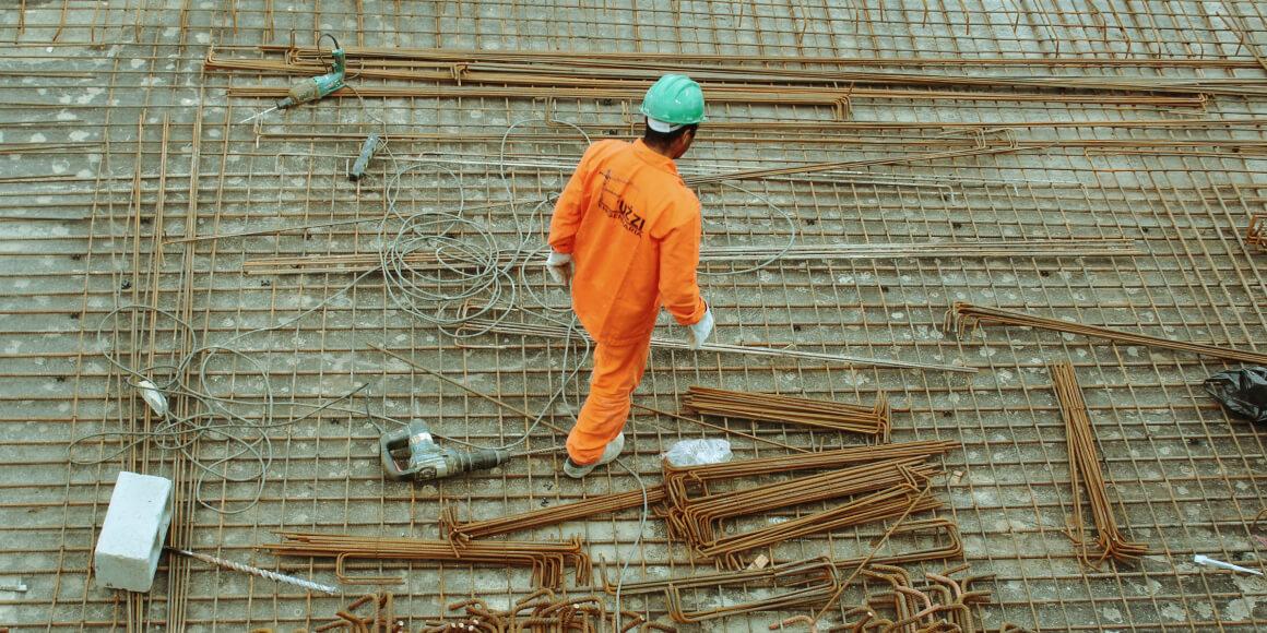 el plástico en la construcción