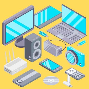 Plàstics. Electricitat i electrònica