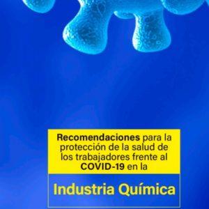 Recomanacions per a la protecció de la salut dels treballadors de la indústria química davant la Covid-19