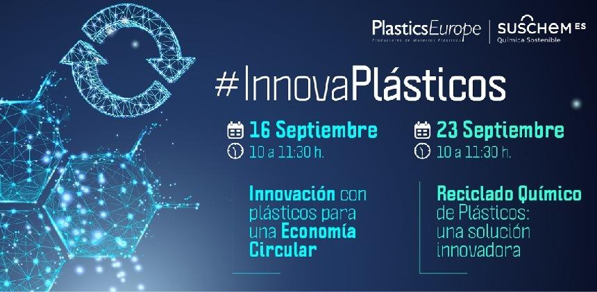 16 i 23 de setembre – #InnovaPlásticos 2020: aquest any en format virtual