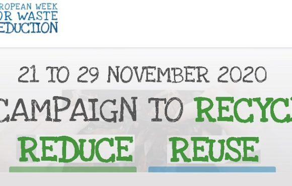 Setmana europea de la prevenció de residus del 21 al 29 de novembre